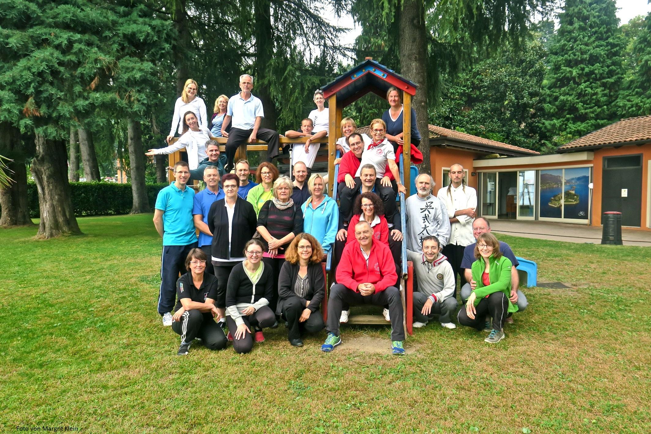 Tai Chi Seminar Lago Maggiore 2017 (Eng)